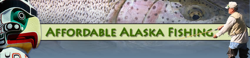 Affordable alaska fishing cabin rentals for Alaska fishing vacation packages